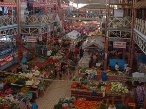 Papeete central Market