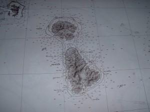 Tahaa and Raiatea Chart