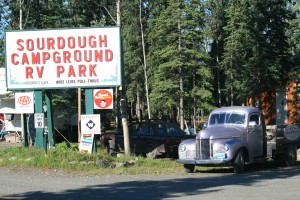 Sourdough Campgrounds
