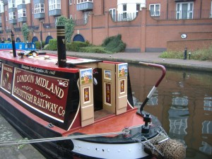 Nice Narrowboat
