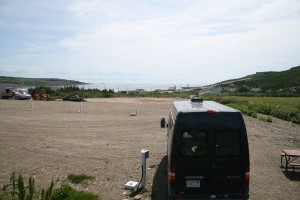 CAmpsite-Belle Isle Straight-Newfoundland