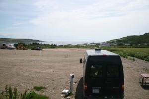 CAmpsite-Belle Isle Straight-Newfoundland