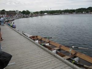 Regatta boat