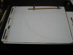 Drawing the ribs
